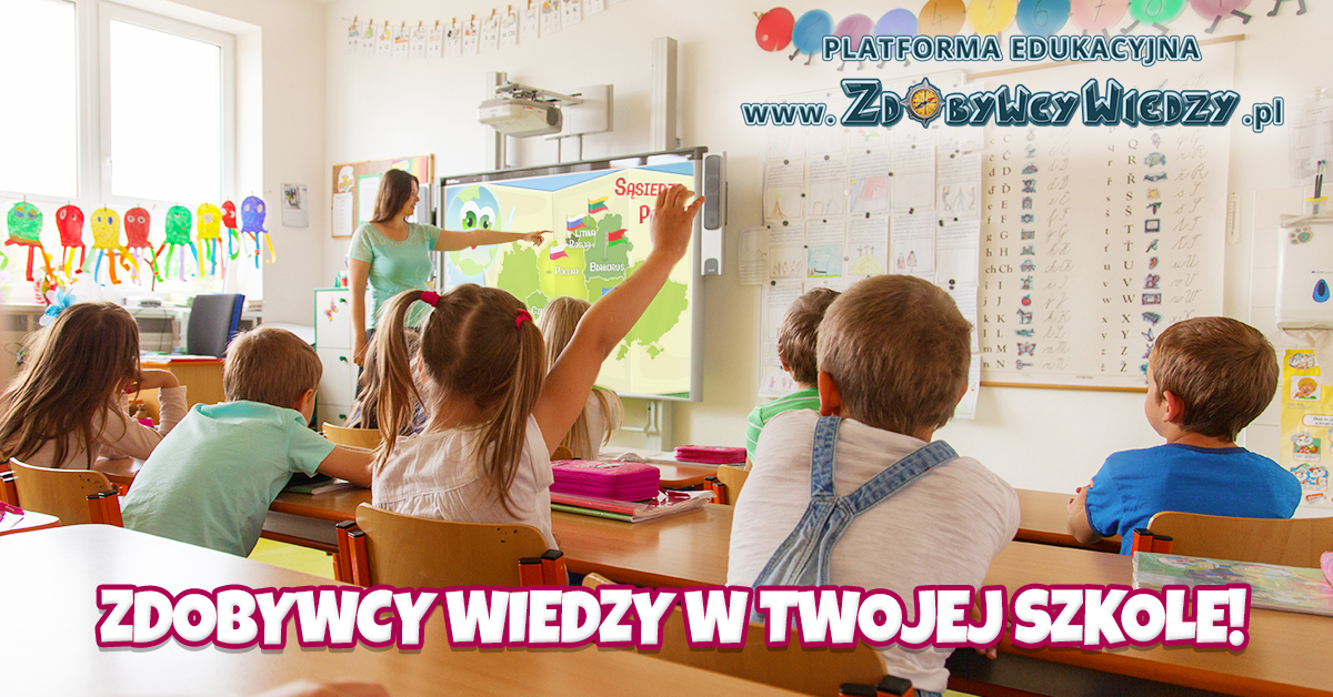 Program - Zdobywcy Wiedzy w Twojej Szkole