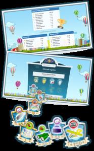 System grywalizacji - Zdobywcy Wiedzy w Twojej szkole