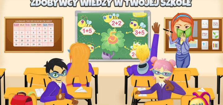 Program Zdobywcy Wiedzy w Twojej szkole