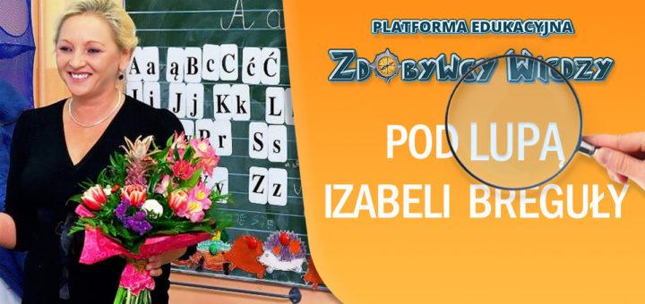 Izabela Breguła - recenzjaZdobywcywiedzy.pl